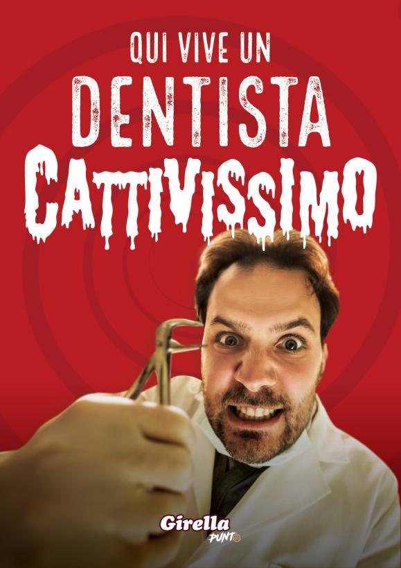 #Halloween - qui vive un dentista cattivissimo